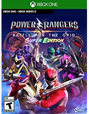 Power Rangers: Battle for the Grid - Super Edition (Xb1) - Xbox One