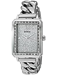 GUESS Women's U0896L1 Analog Display Quartz Silver Watch
