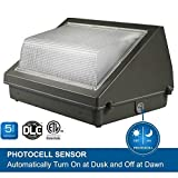 (2 Pack) Dakason LED Wall Pack 60W with