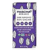 Pascha Dark Chocolate 85% (10x3.5OZ )