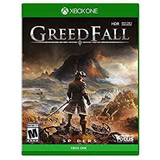 Greedfall (XB1) - Xbox One