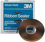 3M Windo-Weld Round Ribbon Sealer, 08612, 3/8 in