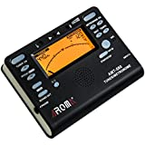 Electronic Metronome Tuner for All Instruments Guitar Violin Piano Bass Ukulele Saxophone Clarinet