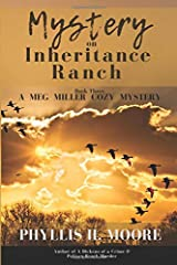Mystery on Inheritance Ranch: Book Three in the Meg Miller Cozy Mystery Series Paperback