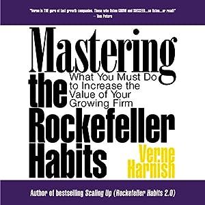 Mastering the Rockefeller Habits Audiobook