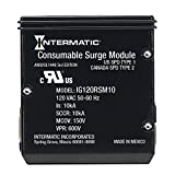 Intermatic IG120RSM10 Consumable Module Replacement for Whole House Surge Protective Device