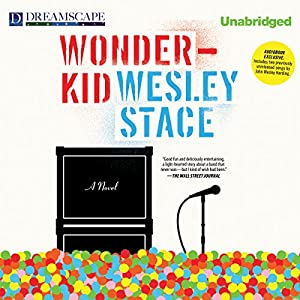 Wonderkid Audiobook