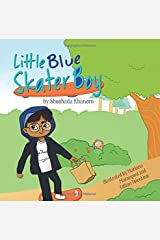 Little Blue Skater Boy Paperback
