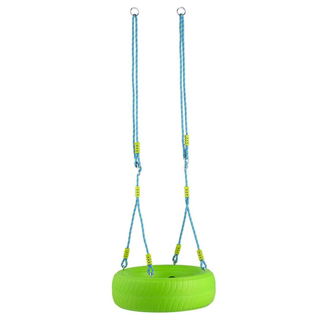 GWX Schaukel, Outdoor Kinderspielzeug Einfache Gartenschaukel (Lagergewicht 120KG), Werden Sie EIN Ferienspielzeug für Kinder