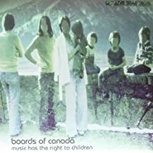 Music Has The Right To Children [Vinyl LP]