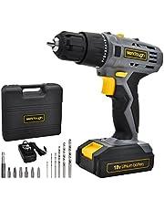 Uniteco Cordless Drill Combo Tool Kit