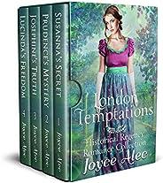 London Temptations: Historical Regency Romance Collection (English Edition)