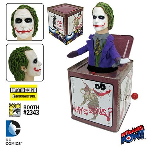 The Sunless Knight Joker Jack in the Box - Convention Exclusive