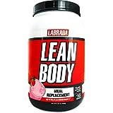 Labrada Strawberry Lean Body Supplement Mrp 2.47-Pound, 1g