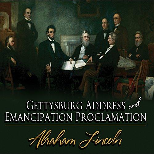 The gettysburg address (audio download): amazon. In: abraham.