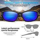 WOOLIKE RIVBOS Polarized Sports Sunglasses