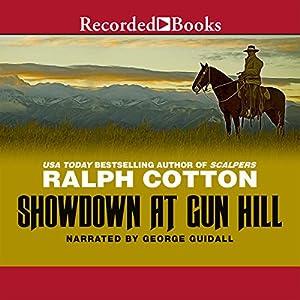 Showdown at Gun Hill Audiobook