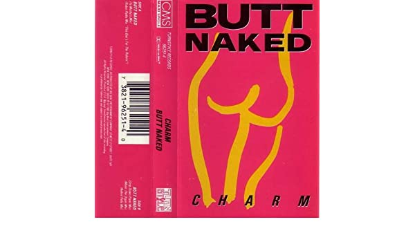 Charm butt naked