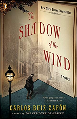 Buy The Shadow of the Wind Book best thriller books all time