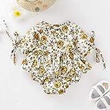 Newborn Infant Toddler Baby Girls Floral Vintage