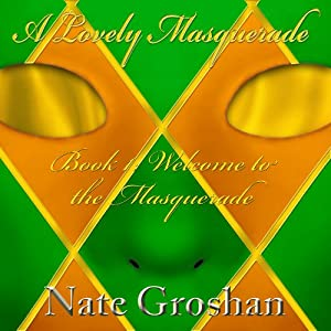 A Lovely Masquerade Audiobook
