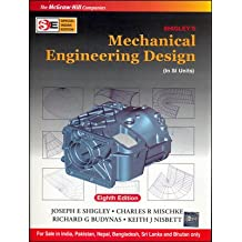 Shigley's Mechanical Engineering Design (Special Indian Edition)