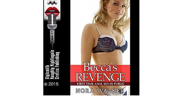 Becca first time sex