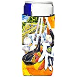 Golf Clubs, Ball and Glove Ultra Beverage Insulators for slim cans 6070MUK