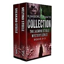 Jasmine Steele Mystery Series Collection Books 2-3 (The Jasmine Steele Series)