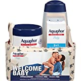 Aquaphor Welcome Baby Gift Set - Pediatrician Recommended Brand