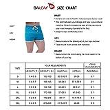 BALEAF Men's 3 Inches Bodybuilding Workout Shorts