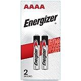 Energizer AAAA Batteries, 1.5V Alkaline AAAA