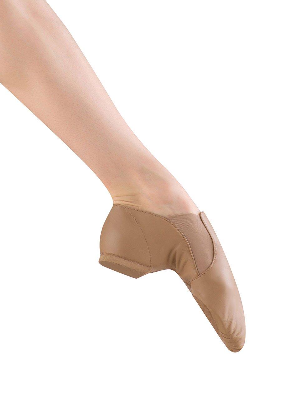 Bloch B0041IXIHE Women's Elasta Jazz Shoe B0041IXIHE Bloch 9 N US|Tan 6232e3