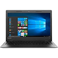 2017 Lenovo IdeaPad 14 High Performance Laptop, Intel Celeron Dual-Core Processor, 2GB RAM, 64GB eMMC HDD, Webcam, Wireless-AC, HDMI, USB 3.0, Windows 10, 1 Year Microsoft Office 365. Only 3.15 Lb