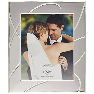 Lenox Bridal Adorn Frame, 8 by 10-Inch