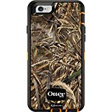 OtterBox iPhone 6 Case-Defender Series, Max 5 Blaze (Blaze Orange/Black/Max 5 Design)-Carrying Case
