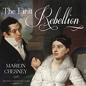 The First Rebellion Audiobook