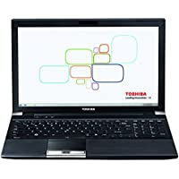 Toshiba Tecra R950 15.6 HD+ Laptop Computer, Intel Dual Core i7-3540M 3.0 GHz CPU, 4GB DDR3 RAM, 128 GB SSD, DVDRW, VGA, DisplayPort, USB 3.0, RJ-45, Windows 7 Professional (Certified Refurbished)