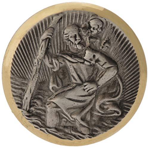 CARTREND 60152 St. Christophorus Badge, Refined