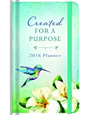2016 PLANNER Created for a Purpose