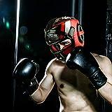 GINGPAI Boxing Headgear,MMA Training