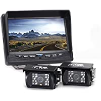 Rear View Safety RVS-770614 Video Camera with 7-Inch LCD (Black)