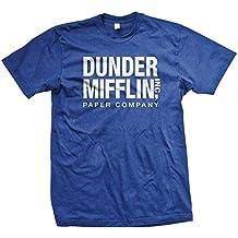 Dunder Mifflin Paper Inc T-shirt, The Office T-shirts, TV show T-shirts