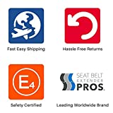 Seat Belt Extender Pros E4 Safety Certified Regular