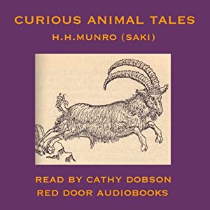 Curious Animal Tales Audiobook