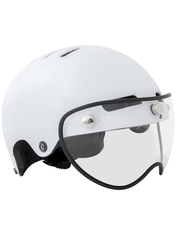 Lazer Armor Pin Helmet Matte Weiß Kopfumfang 58-61cm 2018 Fahrradhelm