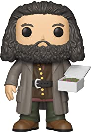 Funko Pop Harry Potter Hagrid Chase Nc Games Padrão