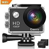 Action Camera Davola 1080P WiFi Sports Camera 12MP...