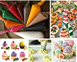 Thickened 100pcs/set Disposable Pastry Bag Icing