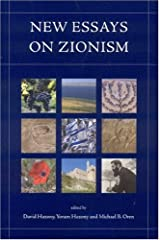 New Essays on Zionism Paperback